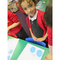 finding 2D shapes on the surface of 3D shapes