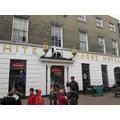 Tavern Street- the White Horse