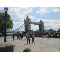 Goodbye to Tower Bridge.