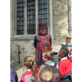 Meeting the Beefeaters!