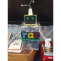 Our class robot!