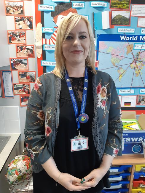 Miss Kelly Teaching Assistant