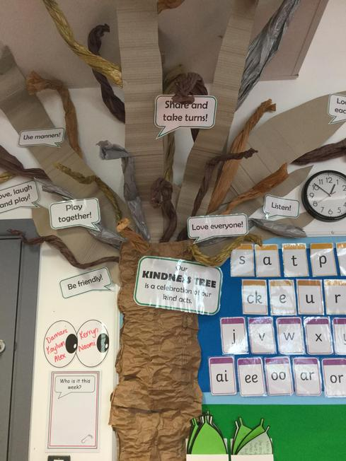 Our bare Kindness Tree