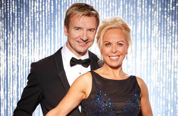 Torvill and Dean on Dancing on Ice