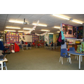 One of our Early Years classrooms