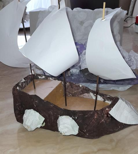 Beau's Ship