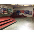 Key Stay 1 Hall-  used for PE time and assemblies