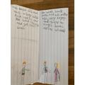 Saskia's Jack and the Beanstalk booklet