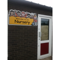 Entrance to Nursery Door