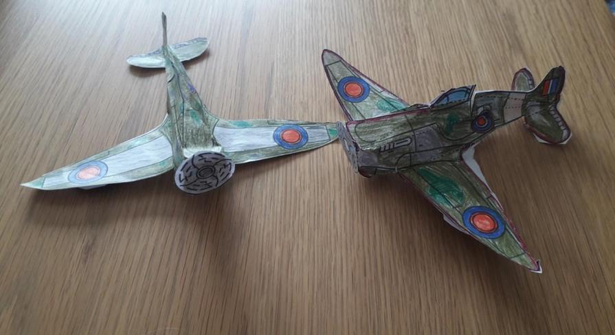 Louis Spitfires