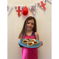 VE Day - Holly's jam tarts