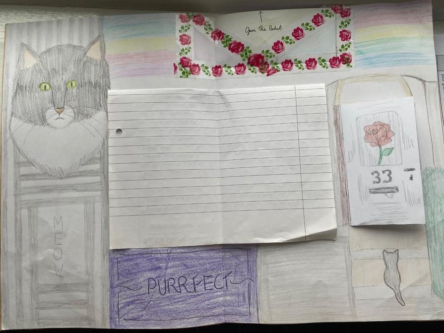 Sasha's Reading Journal