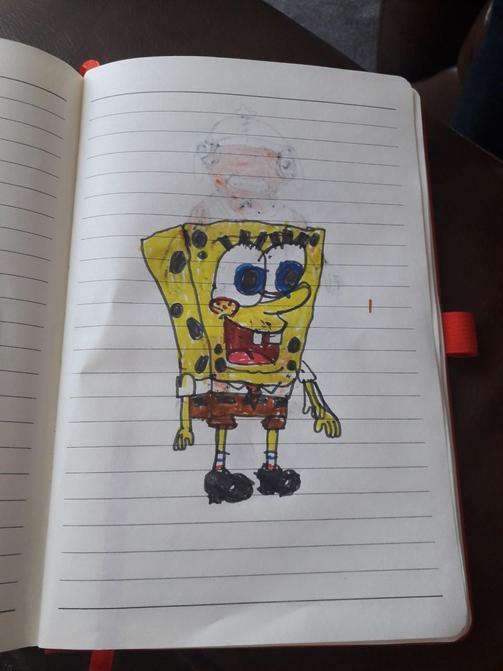 Seth's fantastic drawing!