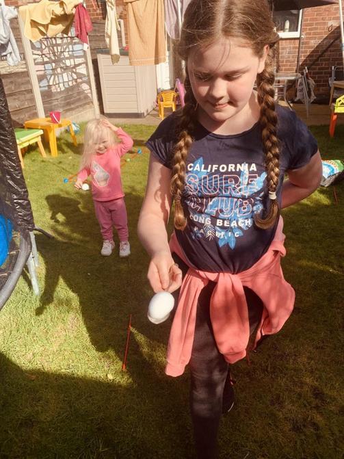 Eva's Garden Sports Day