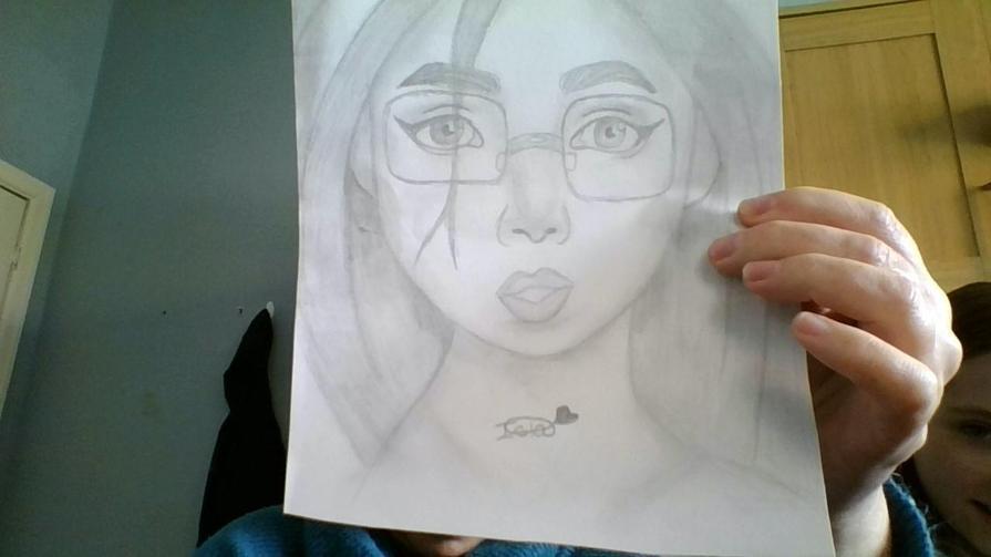 Isla's amazing art!