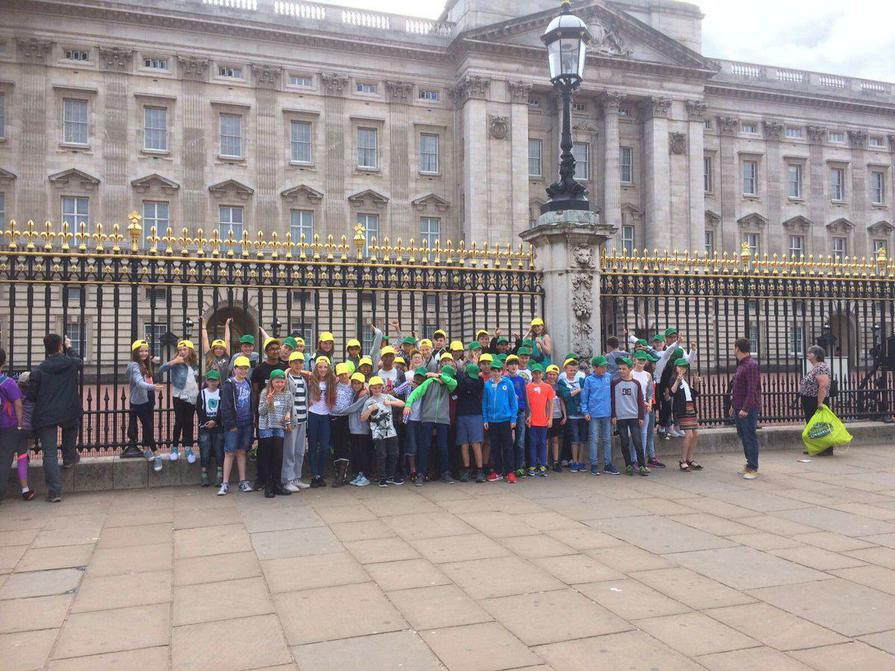 Y6 residential to London