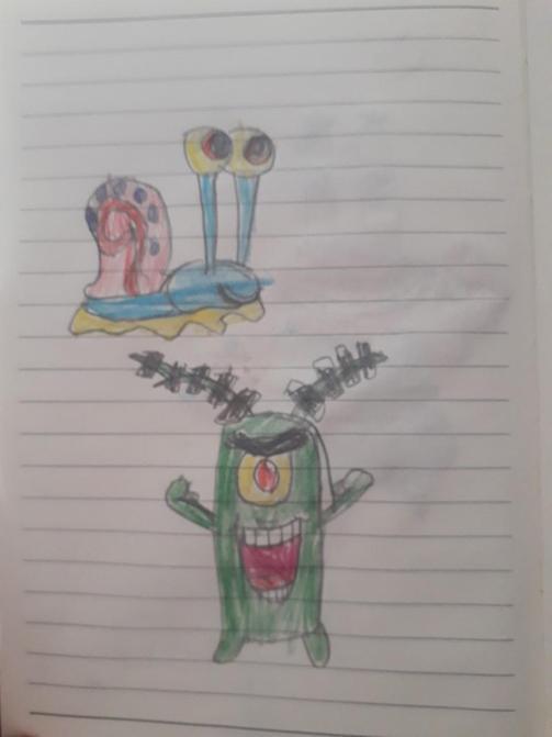 Seth's Cartoon