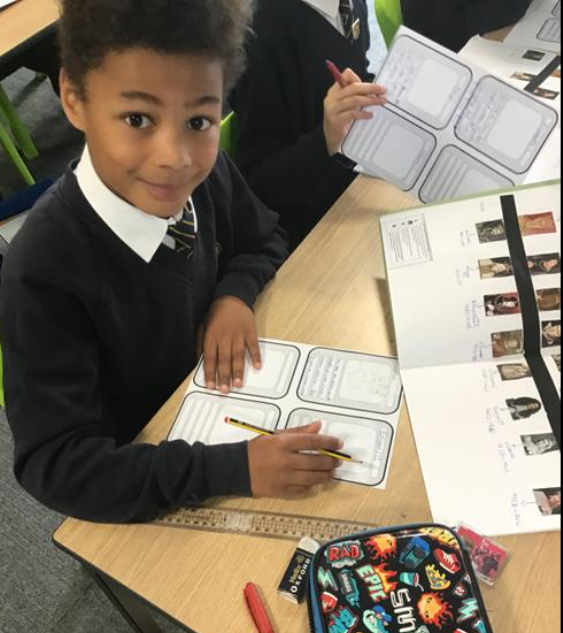 Year 6 Timelines