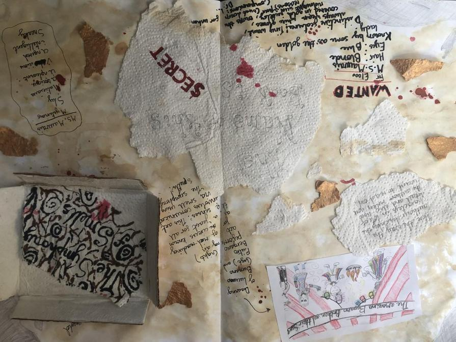 Zoe's Reading Journal