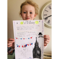 VE Day - Thea