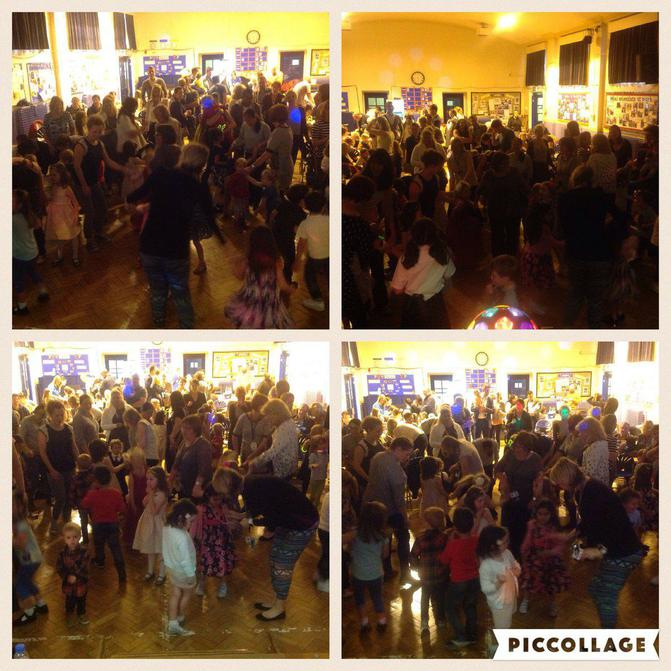 PTA Welcome Disco for our new Reception