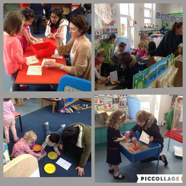 Nursery hold an open session for parents