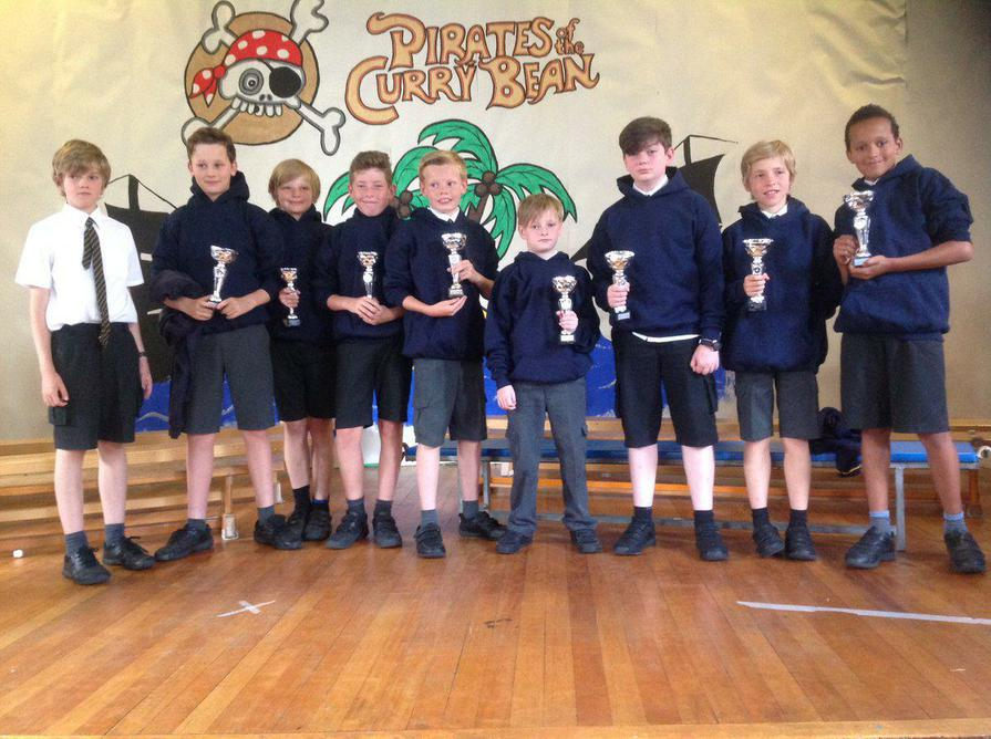 Y6 Leavers Assembly and Awards