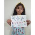 Emily's VE day poster