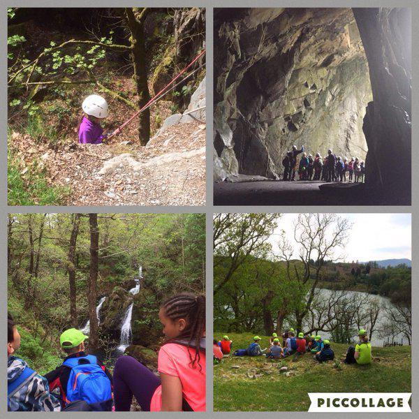Y5 Residential to Langdale in the Lake District
