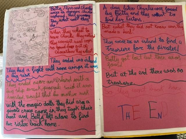 Sofia's Reading Journal