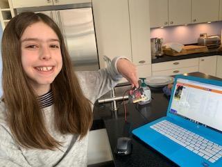 Rebecca BBC Microbit