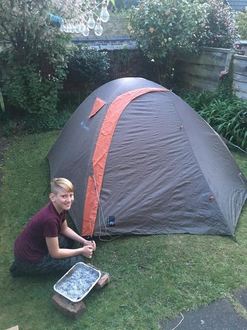 Oscar Camping