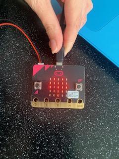 Rebecca's BBC Microbit