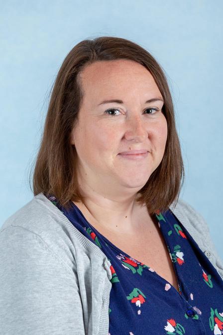 Mrs Taylor, Hedgehog Nursery Teacher