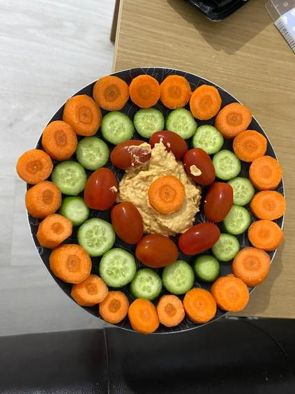 Vegetable Pattern by Grace 5LP