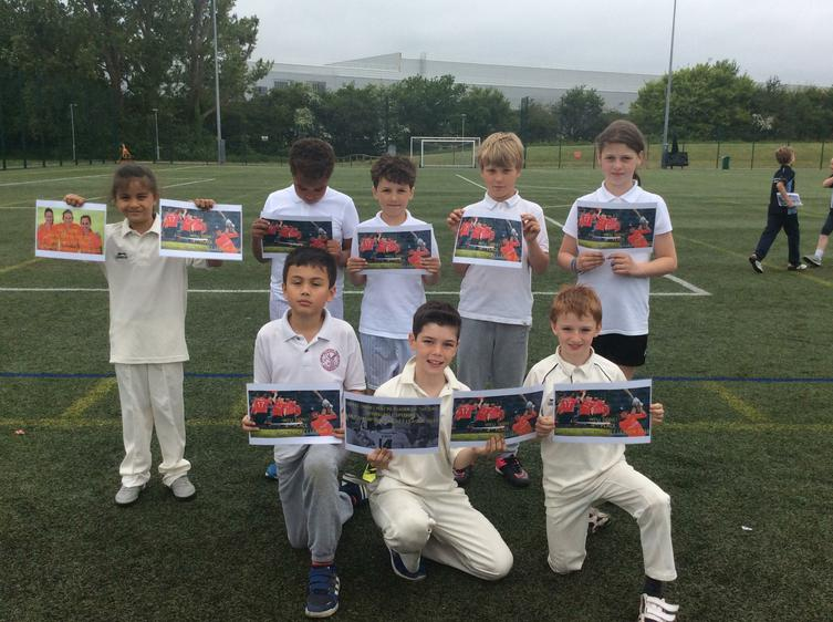 Springhill Spitfires U11 mixed cricket  'B' team