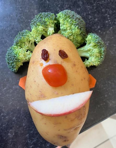 Mr Potato by Charlie FMS