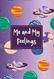 Feelings journal for kids. Help your child express their emotions.
