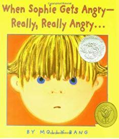 A story book about anger.