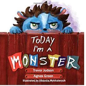 Angry feelings come & go, a story to help recognise feelings.