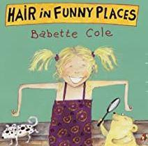 A classic picture book dealing with puberty