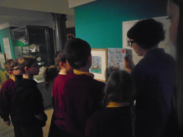 Searching the gallery for different rhymes