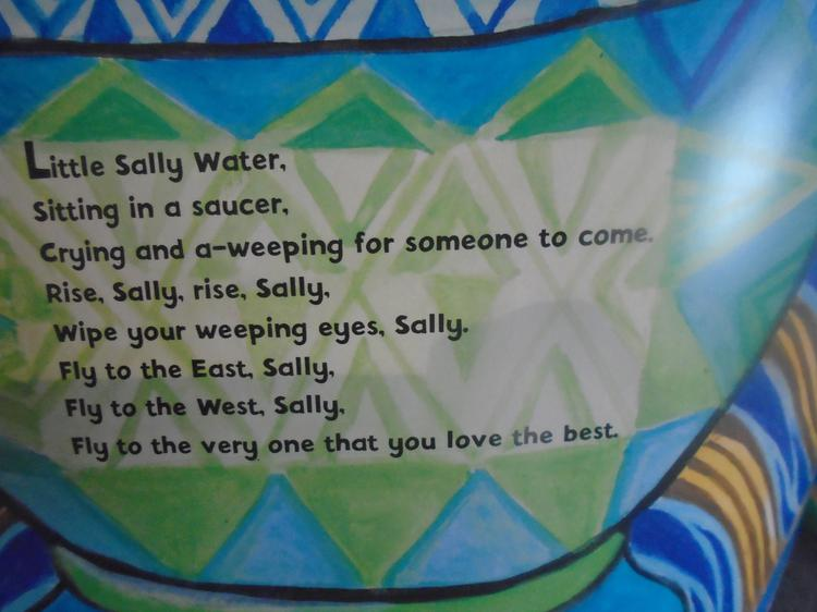 Little Sally Water Caribbean rhyme