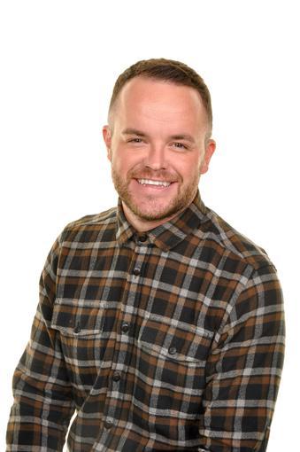 Mr D Farrell - Acting Deputy Head teacher and year 4