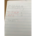 Drawing a word problem