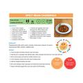 spicy bean casserole