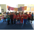 Show Racism and Red Card day