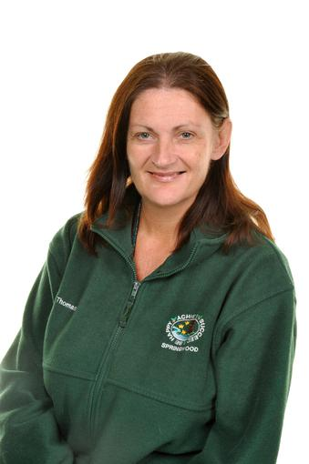 Mrs K Thomas - Well-being Teacher