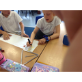 Writing a graphic score in year 2