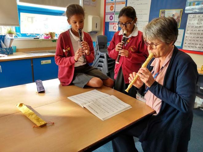 Recorder Club